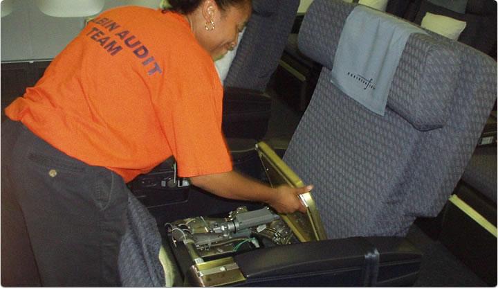 cabin cleaning accufleet international